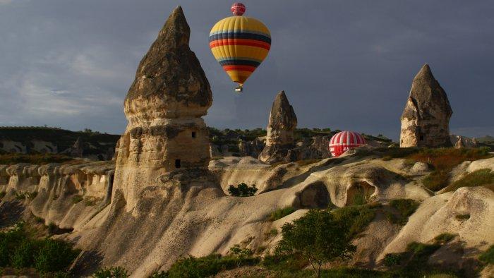 Anadolu'nun Büyüleyici Güzelliği Kapadokya-5
