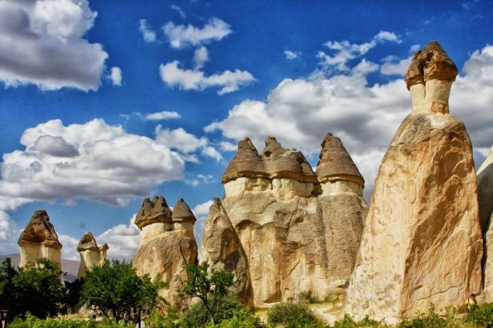 Anadolu'nun Büyüleyici Güzelliği Kapadokya-6