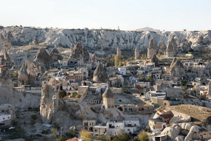 Anadolu'nun Büyüleyici Güzelliği Kapadokya-7