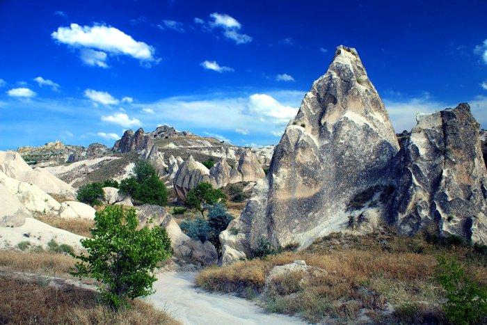 Anadolu'nun Büyüleyici Güzelliği Kapadokya-8