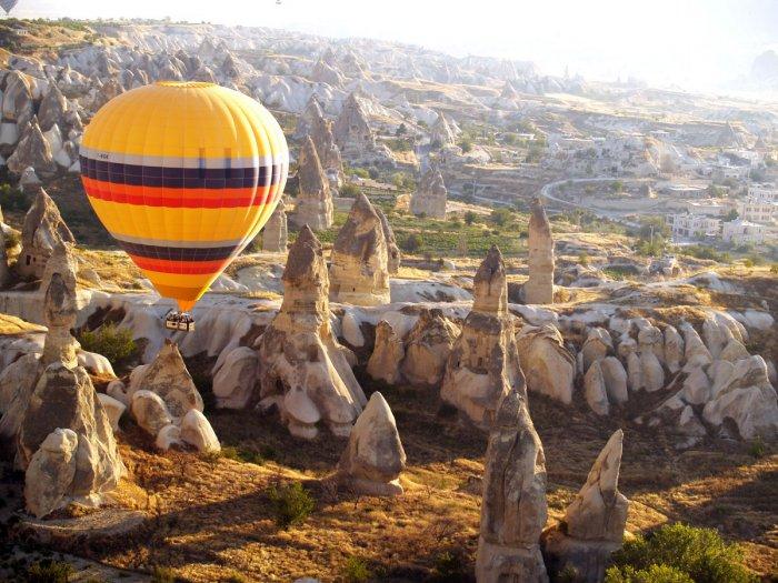Anadolu'nun Büyüleyici Güzelliği Kapadokya-9