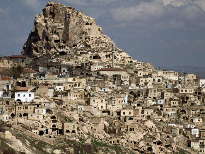 Anadolu'nun Büyüleyici Güzelliği Kapadokya-10