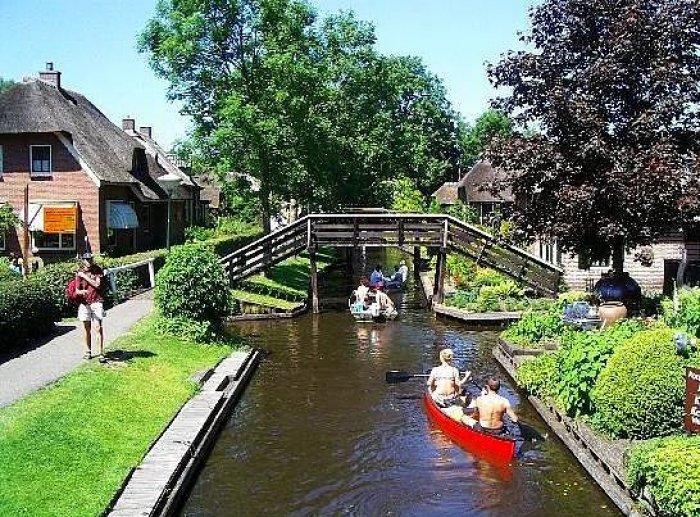 Hollanda'nın Rüya Kasabası: Giethoorn-2