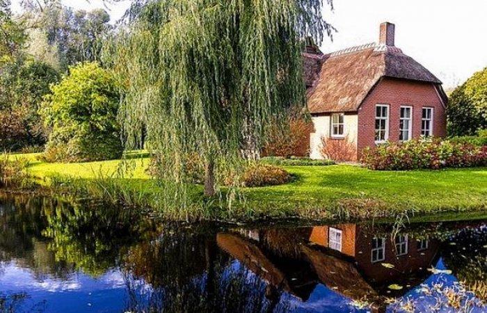 Hollanda'nın Rüya Kasabası: Giethoorn-11