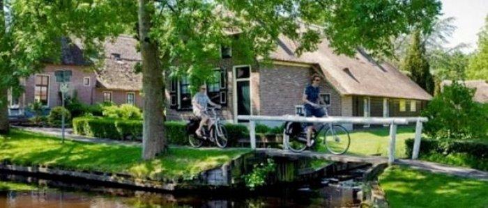 Hollanda'nın Rüya Kasabası: Giethoorn-13