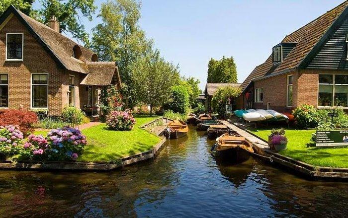 Hollanda'nın Rüya Kasabası: Giethoorn-3
