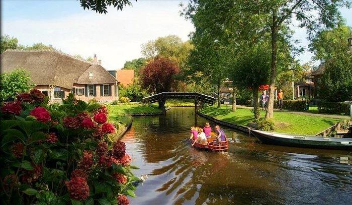 Hollanda'nın Rüya Kasabası: Giethoorn-4