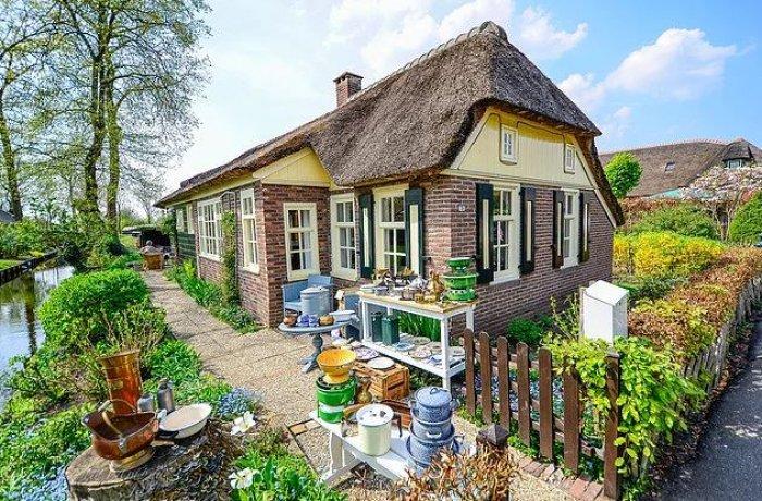 Hollanda'nın Rüya Kasabası: Giethoorn-5