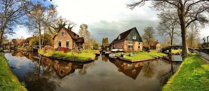 Hollanda'nın Rüya Kasabası: Giethoorn-8