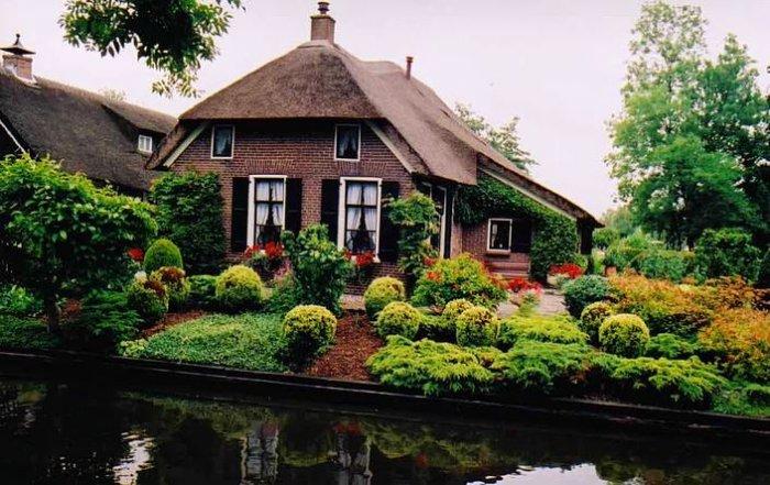 Hollanda'nın Rüya Kasabası: Giethoorn-9