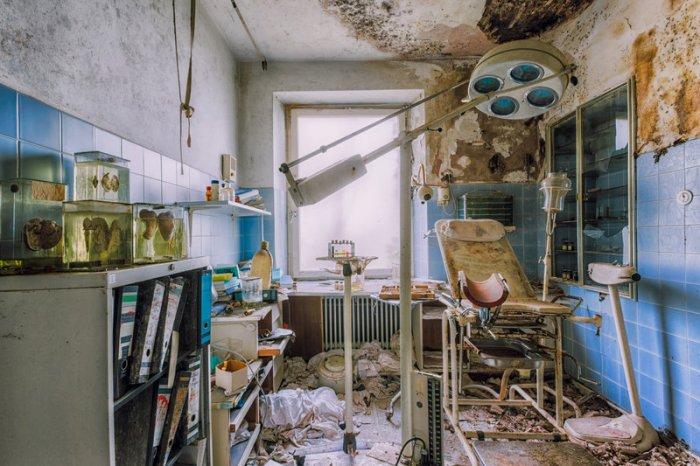 Terk edilmiş binaların sırrı: Christian Richter!-1