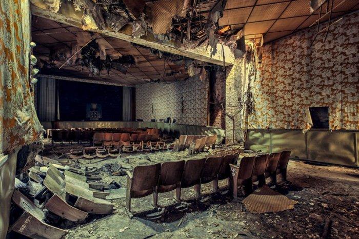 Terk edilmiş binaların sırrı: Christian Richter!-3