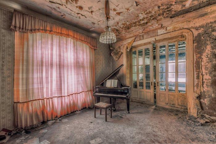 Terk edilmiş binaların sırrı: Christian Richter!-4