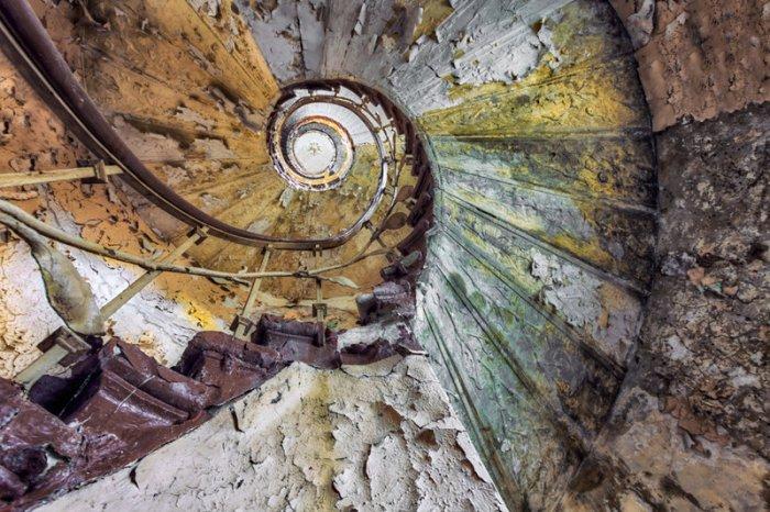Terk edilmiş binaların sırrı: Christian Richter!-5