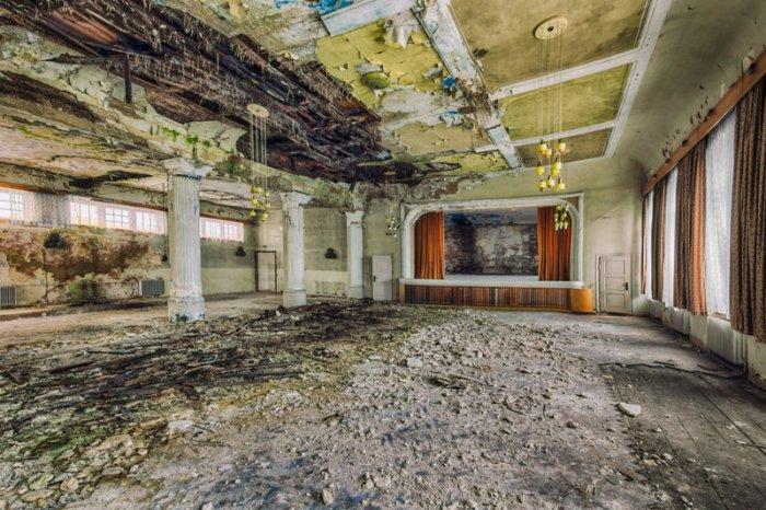 Terk edilmiş binaların sırrı: Christian Richter!-6