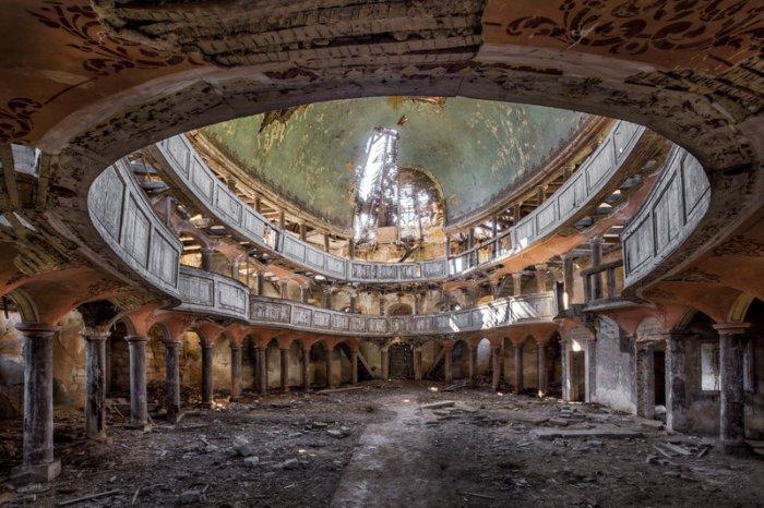 Terk edilmiş binaların sırrı: Christian Richter!-7