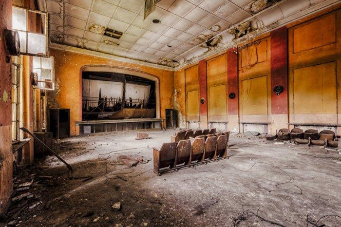 Terk edilmiş binaların sırrı: Christian Richter!-8