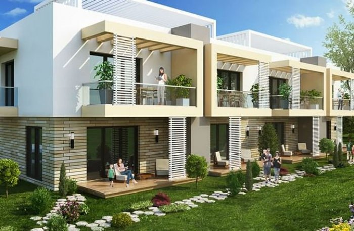 Koru Modern Villaları-2