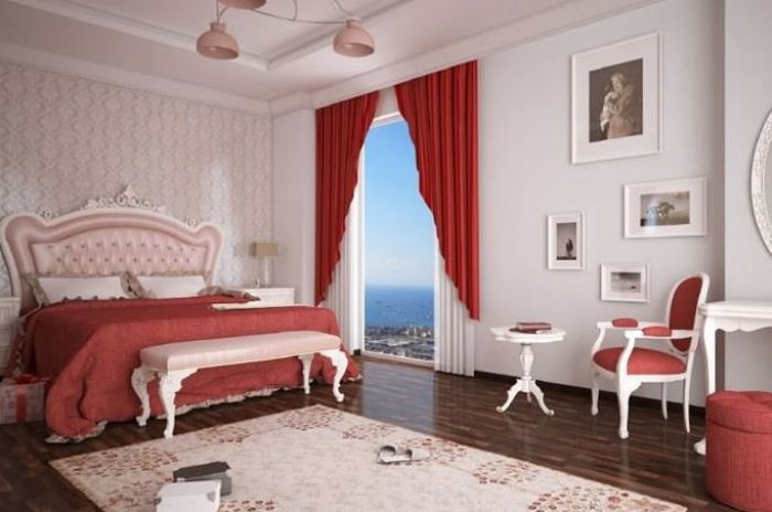 Sky Blue İstanbul Örnek Daire Görüntüleri!-19