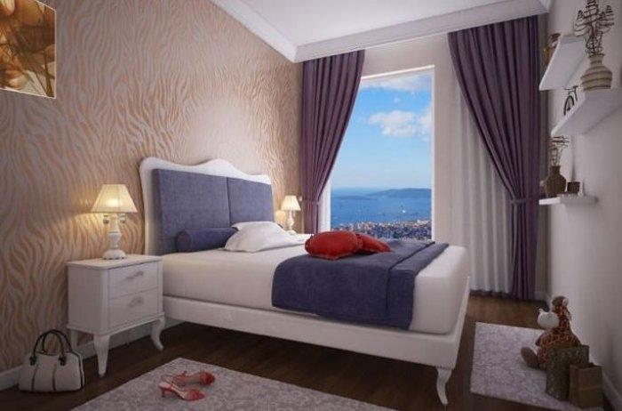 Sky Blue İstanbul Örnek Daire Görüntüleri!-3