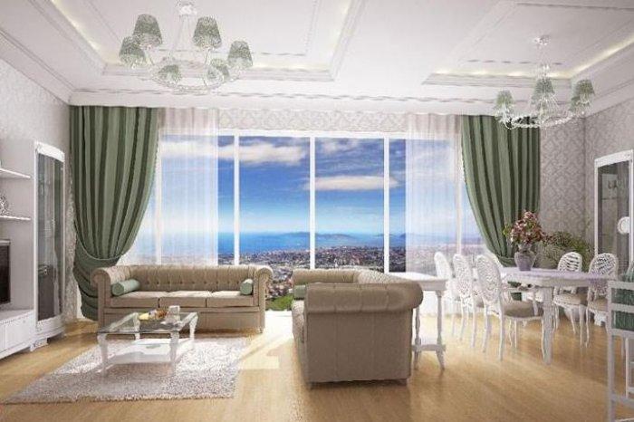 Sky Blue İstanbul Örnek Daire Görüntüleri!-10