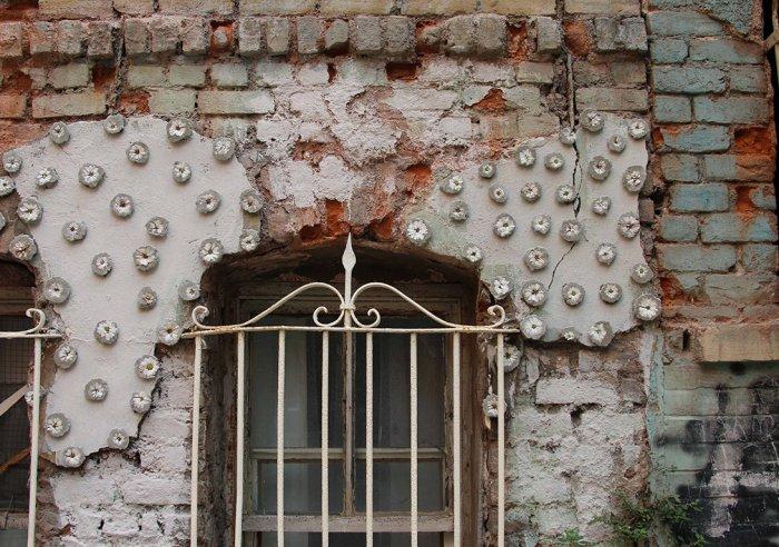 Balat'ta duvarlara çiçek açıyor!-5