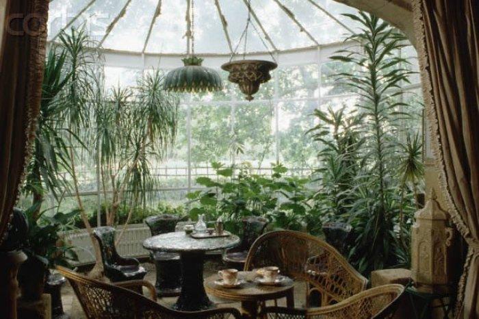 Kış Bahçesi Tasarımları -15