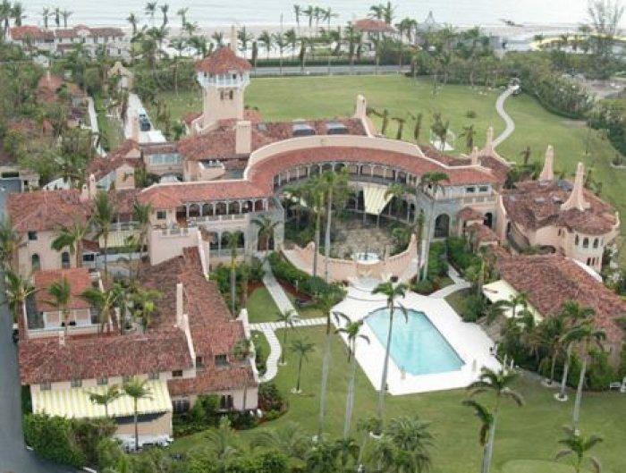 Altından Bir Ev: Donald Trump Evi!-6