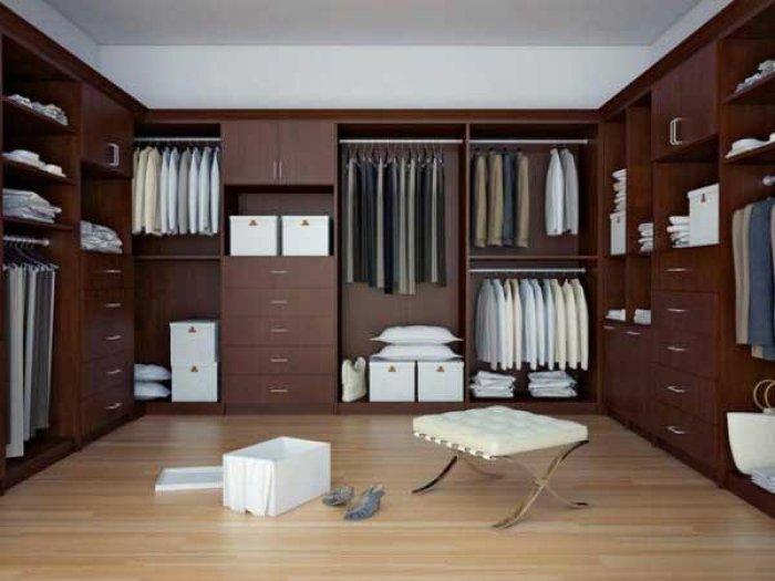 Birbirinden Farklı Giyinme Odası Tasarımları-2