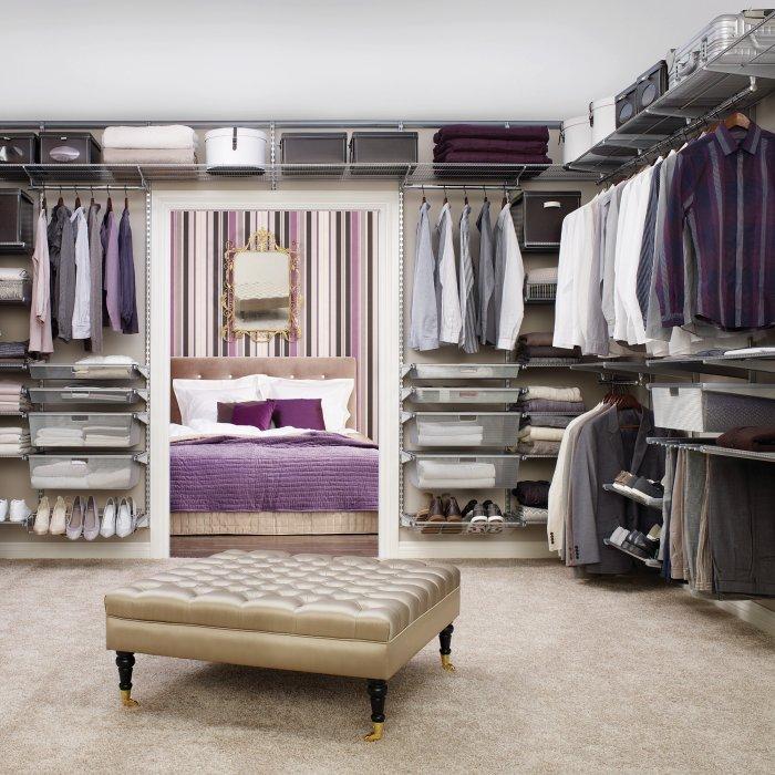 Birbirinden Farklı Giyinme Odası Tasarımları-16
