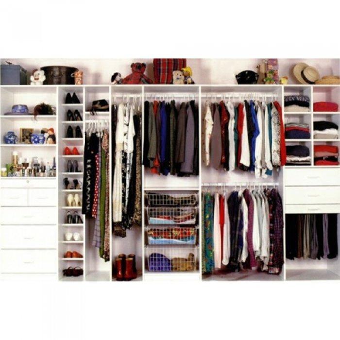 Birbirinden Farklı Giyinme Odası Tasarımları-19