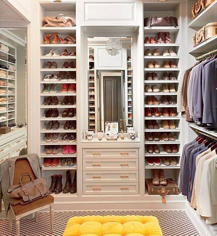 Birbirinden Farklı Giyinme Odası Tasarımları-4