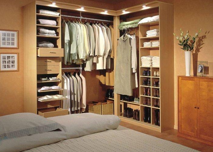 Birbirinden Farklı Giyinme Odası Tasarımları-7