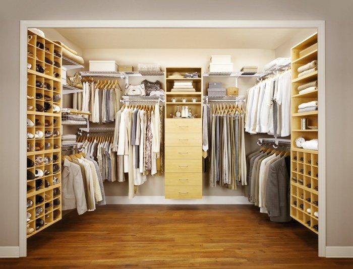 Birbirinden Farklı Giyinme Odası Tasarımları-8