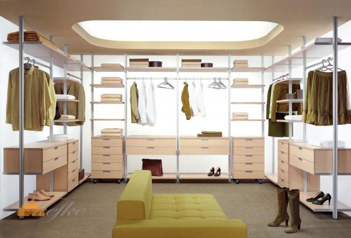 Birbirinden Farklı Giyinme Odası Tasarımları-9