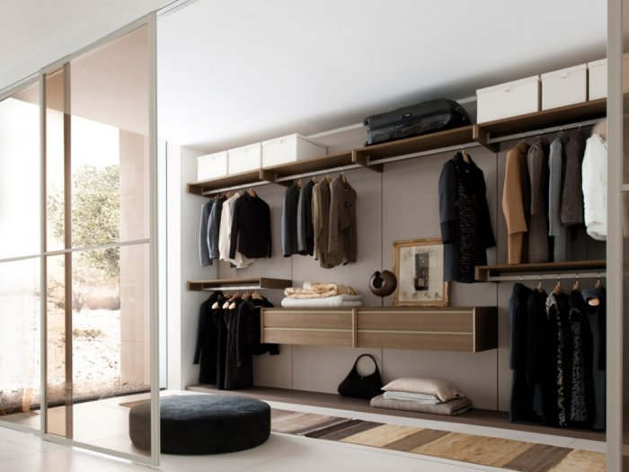 Birbirinden Farklı Giyinme Odası Tasarımları-10