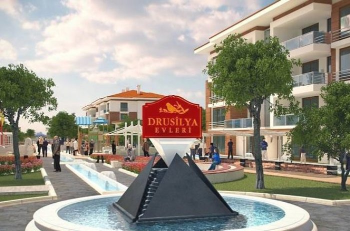Drusilya Evleri Eskişehir-2