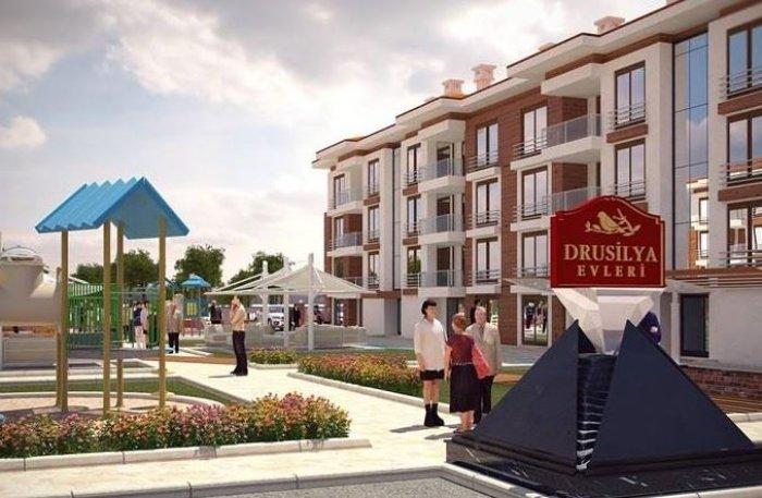 Drusilya Evleri Eskişehir-13