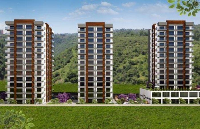 Trabzon Towers Kaşüstü-1