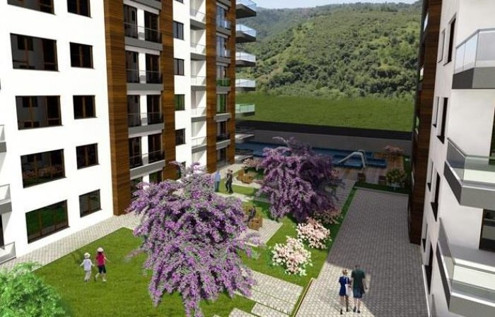 Trabzon Towers Kaşüstü-11