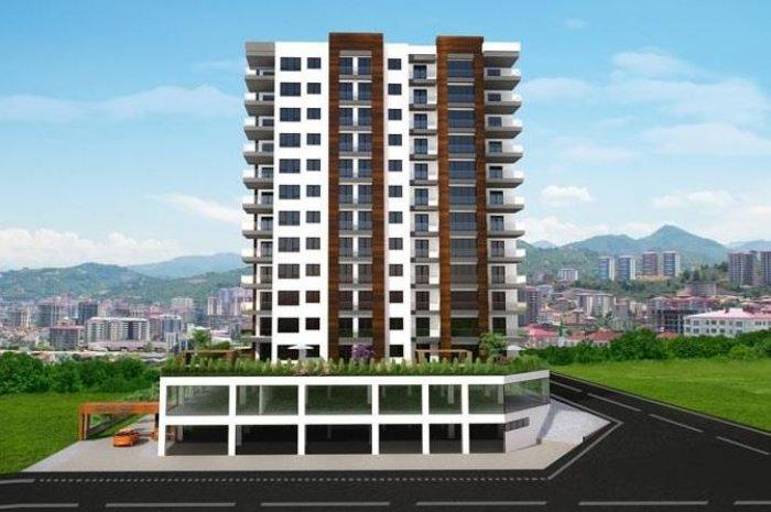Trabzon Towers Kaşüstü-3