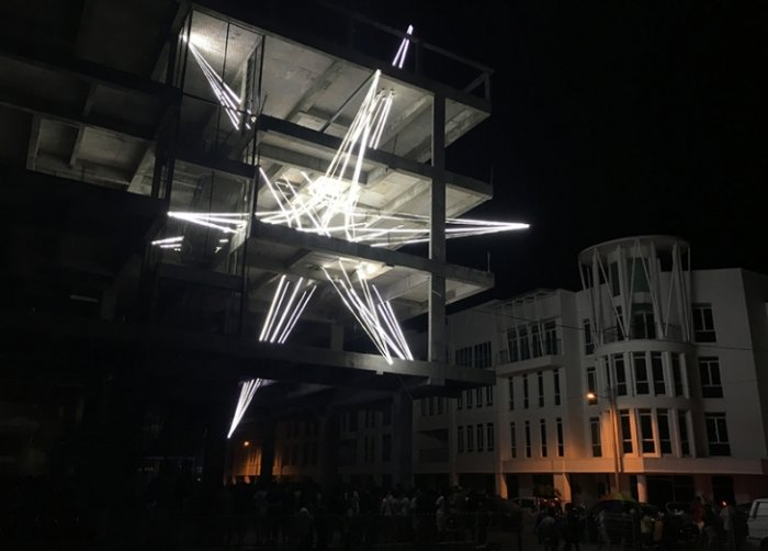 Binaya bir yıldız kondu-7