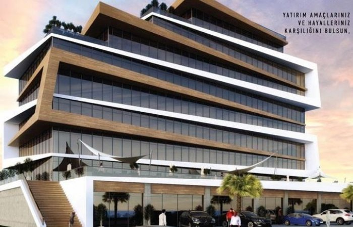 Amass İzmir Residence&Office-1