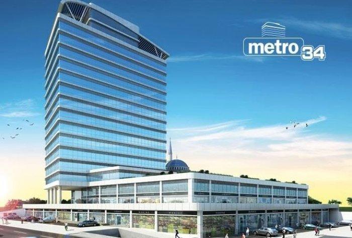 Metro 34 Projesi Görselleri-1
