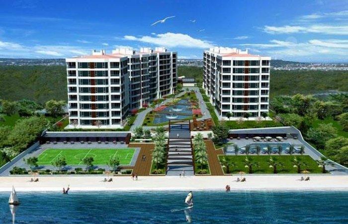 Orna Park Residence Projesi Görselleri-1