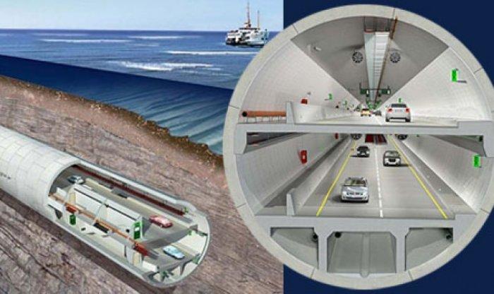 3 Katlı İstanbul Tüneli nasıl olacak? -2