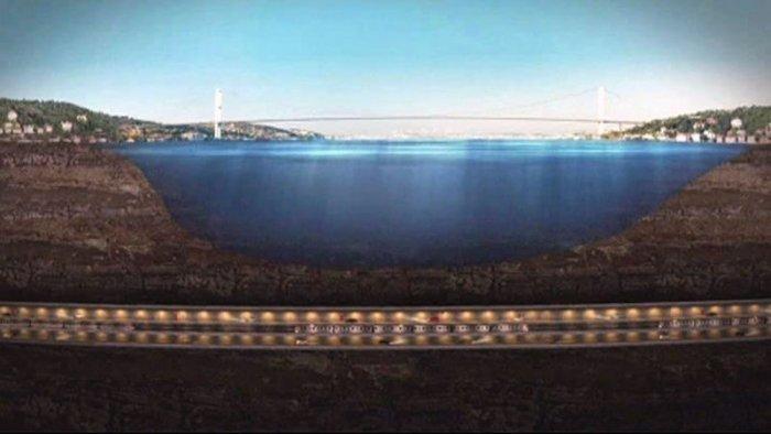 3 Katlı İstanbul Tüneli nasıl olacak? -12