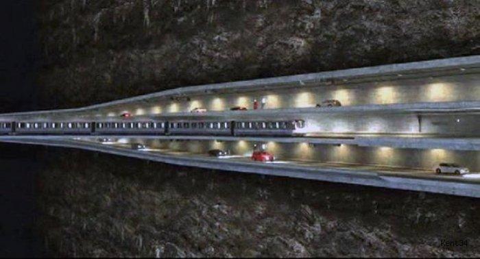 3 Katlı İstanbul Tüneli nasıl olacak? -5