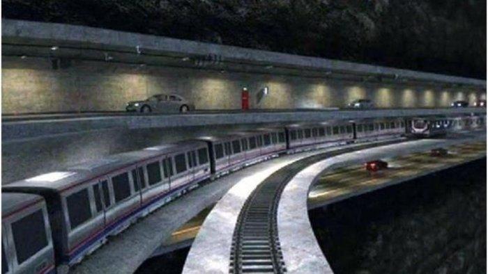3 Katlı İstanbul Tüneli nasıl olacak? -6