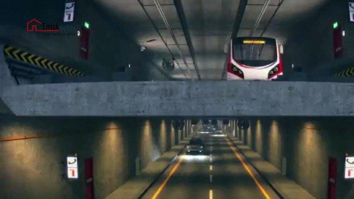 3 Katlı İstanbul Tüneli nasıl olacak? -7